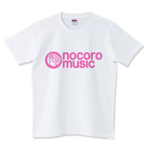 をのころミュージックロゴTシャツ