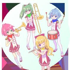 ネッカチーフとスカーフ楽団